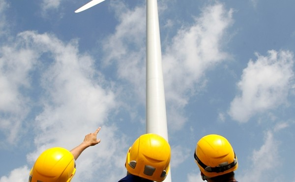 Alstom will supply 34 wind turbines to its first wind power project in Mexico