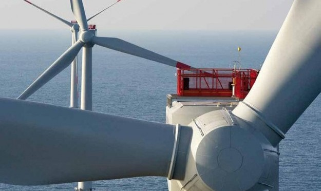 Offshore Wind Power: AREVA, Entrepose Projets and Four