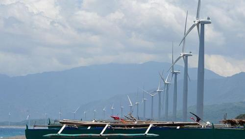 Negros wind farm to be completed in 2015 in Philippines