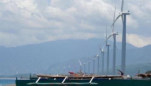 Wind power in Philippines: Cebu to generate wind energy