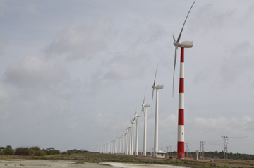 Sri Lanka to construct 60MW wind energy and 150MW solar power plants