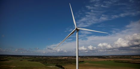 Vestas secures service contract extension covering wind energy plants in Scotland totalling 120 MW