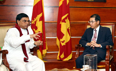 China to assist in Sri Lanka's wind energy generation