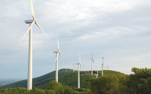First Wind plans 186 MW wind farm in Maine