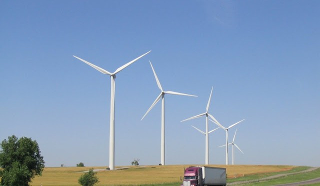 Oklahoma holds high wind energy production marks