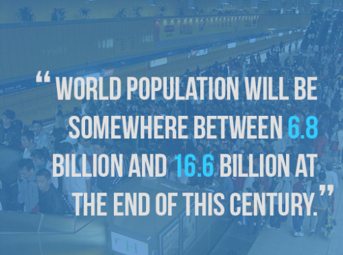 World population reached 7.2 billion in mid-2013