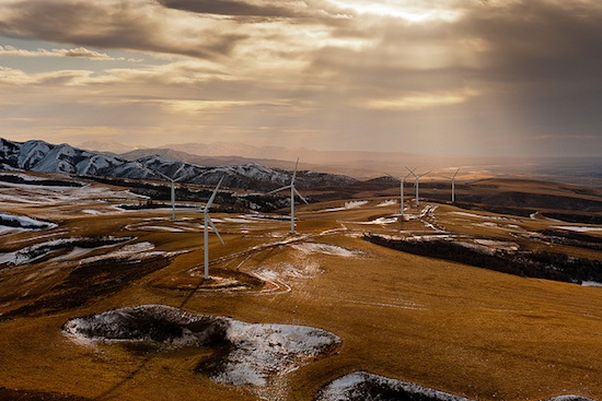 Invenergy starts Colorado wind farm