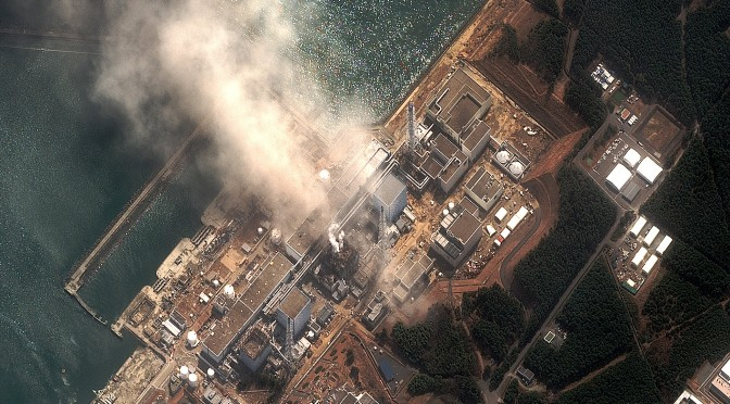Radioactive water leak at Fukushima