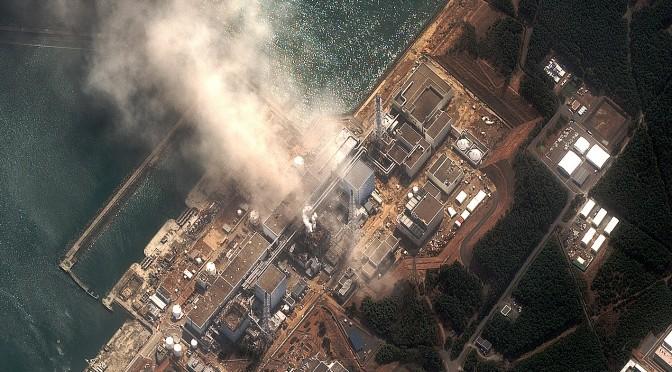 Radioactive water leak at Fukushima