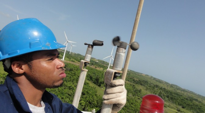 Wind energy in Jamaica: New Wind Farm