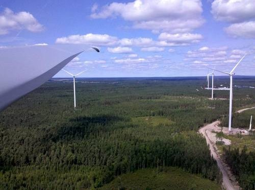 Wind power in Finland: WPD to start 72.6 MW wind farm