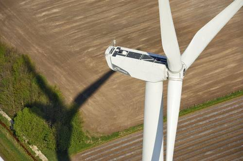 Nordex accounted for 8.4% of the total 3 GW of new installed onshore wind power in Germany