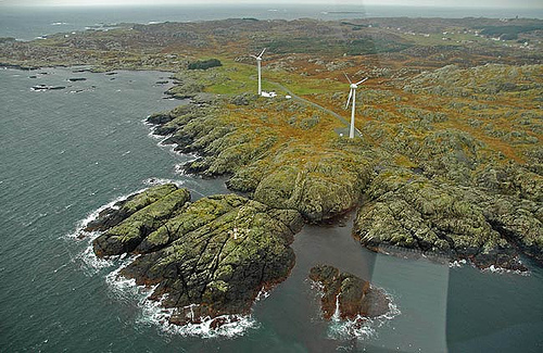 Eolus signs agreement with Aquila Capital for the sale of the 400 MW Norwegian wind farm Oyfjellet