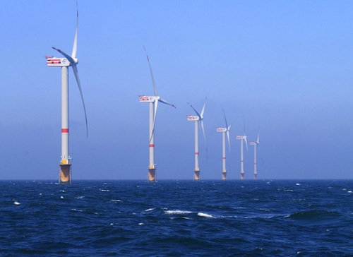 ABB positions world's most powerful offshore wind energy connector in the North Sea