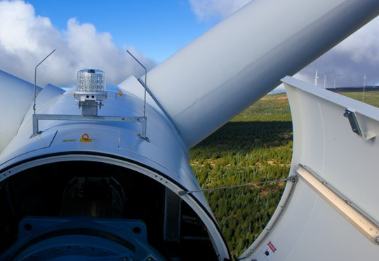 Pattern Energy Pilots Uptake's Software at Wind Farm