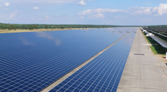 Third Quarter Solar Photovoltaic Installations Reach Record High of 9 Gigawatts