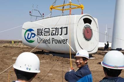 Tibet large wind farm to achieve breakthrough
