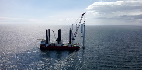Vestas, Mitsubishi form offshore wind energy joint venture