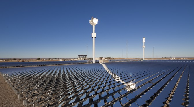 eSolar to focus on  Concentrated Solar Power (CSP) for oil recovery market in MENA region