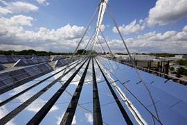 Viessmann and Industrial Solar work on concentrated solar power thermal (CSP) process heat