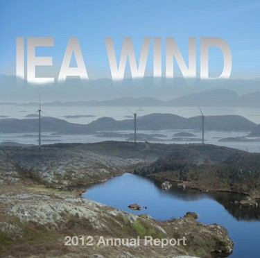 IEA Wind 2012 Annual Report Released