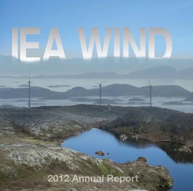 IEA Wind 2012 Annual Report Released