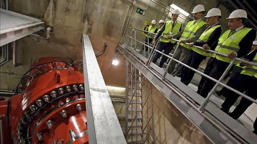 Europe's largest pumped-storage scheme