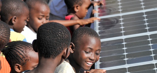 Solar energy in Swaziland