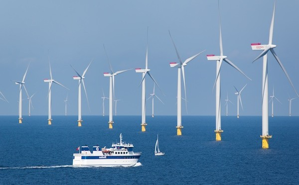 2013 to be record year for offshore wind energy