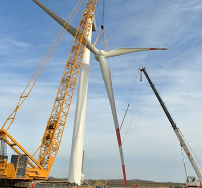 China adds 6,320 MW onshore wind energy capacity in H1