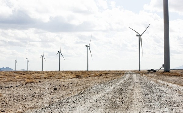 Wind power in Jordan: Vestas wind turbines for a wind farm