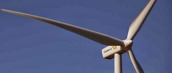 Gamesa installs its 10,000th 850-kW WTG