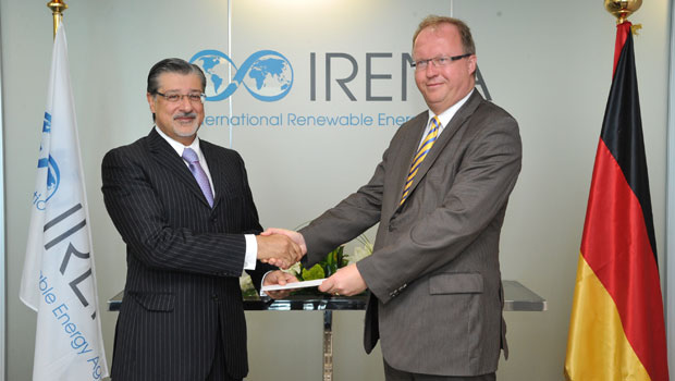 International Renewable Energy Agency confirms first permanent diplomatic representatives