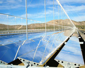 Novatec Solar and BASF start operations of Concentrated Solar Power demonstration plant with new molten salt technology