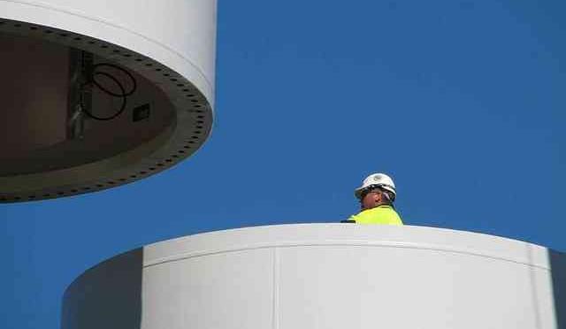 Microsoft latest tech giant to buy wind power
