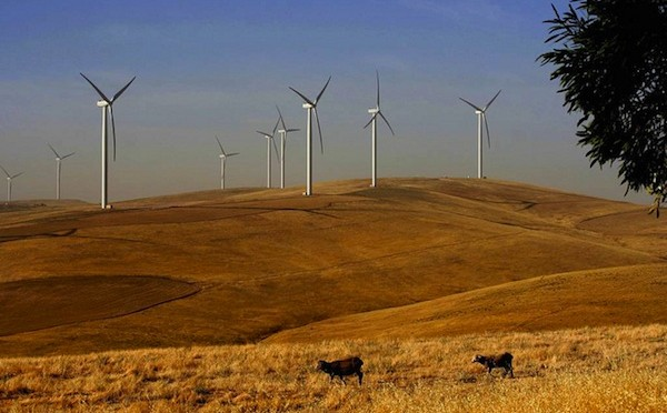 U.S.: Wind energy developers rush to get federal tax credits