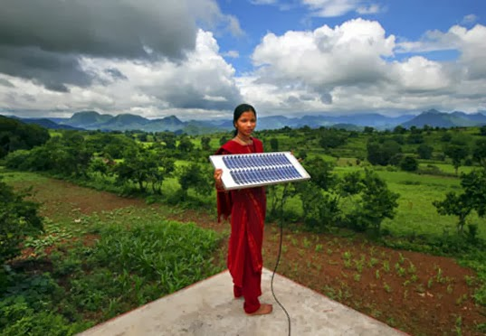 India approves 15,000 MW solar power projects