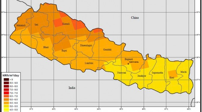 SunFarmer to build solar power project in Nepal