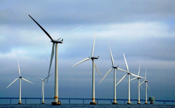 How will Europe's offshore wind energy supply chain meet growing demand?