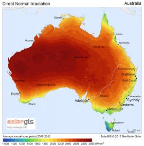 SolarGIS-Solar-map-DNI-Australia-en