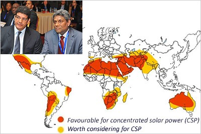 Strong Policy Framework Needed for Concentrated Solar Power (CSP)
