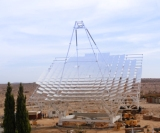 Heliofocus commissions 1 MW of Orion Concentrated Solar Power (CSP) Dish project