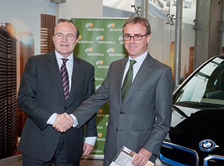 Iberdrola and BMW enter into agreement to promote electric car in Spain