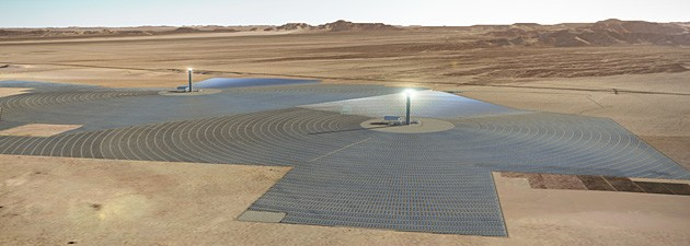 BrightSource Energy hopes bird data could save Palen Concentrated Solar Power (CSP) project