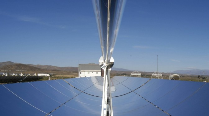 SOLAR-EREA.NET launches funding opportunity for Concentrated Solar Power (CSP) projects