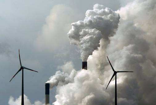 Climate pledges for COP21 slow energy sector emissions growth dramatically