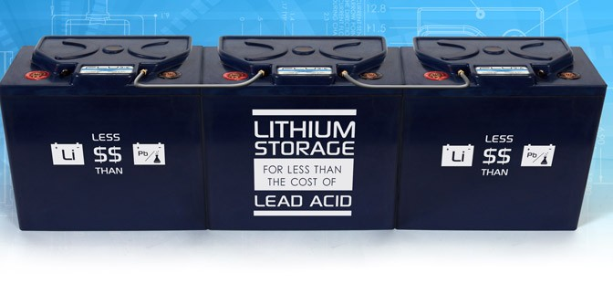 Flux Power Provides Lithium Storage for HDT Global Solar Power Solution for Military Field Operations