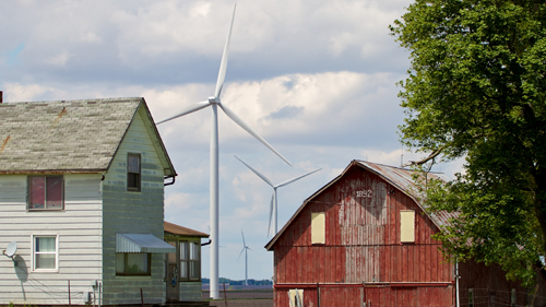 IEA Announces Wind energy Project in Illinois