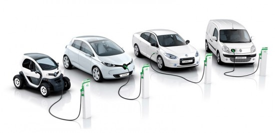 Renault Sold 8,500 Electric Vehicles in 2013