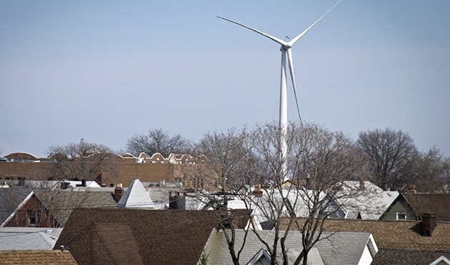 No Evidence Wind Turbines Depress Property Prices